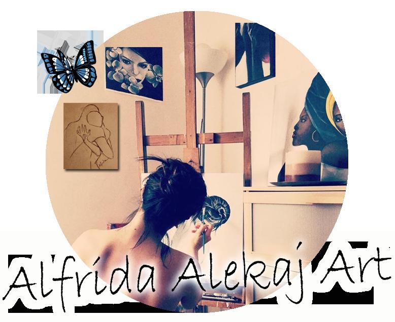 Alfrida Alekaj Art